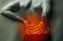 Боли в области спины и конечностей