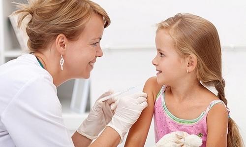 Процедура прививки Манту