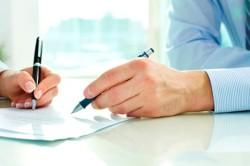 Написание письменного отказа от прививки