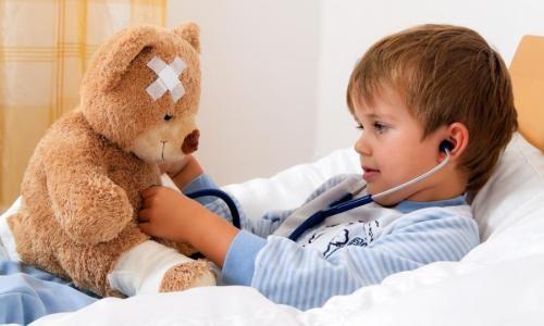 Заболевание туберкулезом легких у ребенка