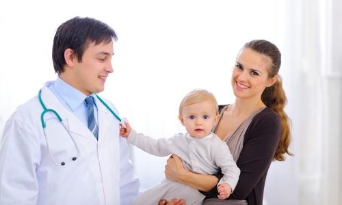 Наблюдение у педиатра