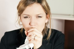 Сильный кашель при туберкулезе