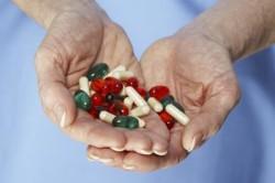 Прием препаратов от туберкулеза