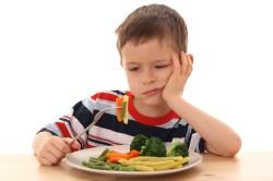 Отказ от еды - реакция на Манту