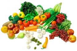 Фрукты и овощи можно есть в любом количестве
