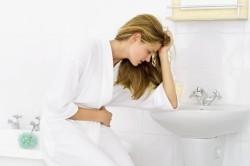 Тошнота при поражении туберкулезом ЦНС