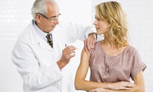 Вакцинация взрослых от туберкулеза