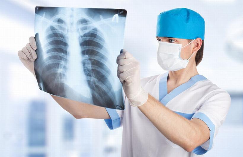 Диагностика цирротического туберкулеза
